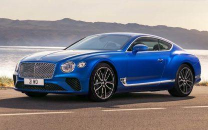 Bentley Continental GT – Treća generacija luksuznog Grand Tourera [Galerija i Video]