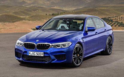 BMW M5 – ergela sa 600 konja [Galerija i Video]