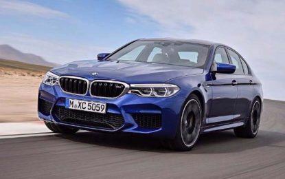 Novi BMW M5 – promocija sutra, a prve informacije već danas [Galerija i Video]