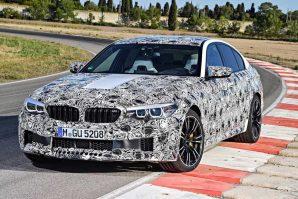 BMW M5 (F90) spreman za pretpremijeru