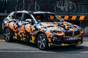 BMW X2 – urbana džungla [Galerija]