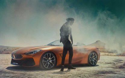 BMW Z4 Concept – Izgleda odlično! [Galerija]