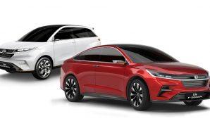 Daihatsu DN F-Sedan i DN Multisix – koncepti sa namjenom [Galerija]