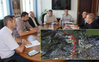 EBRD zainteresovan za finansiranje projekta izgradnje Prve transverzale