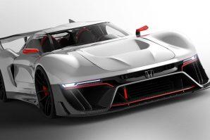 Dizajnerska vizija Hondinog superautomobila za 2020. godinu [Galerija i Video]