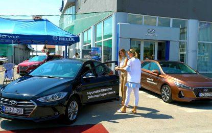 Promocija nove Hyundai Elantre u regiji Doboj