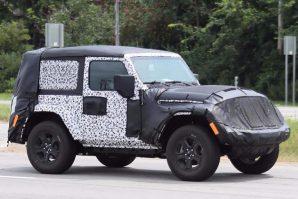 Novi Jeep Wrangler – testovi u završnoj fazi