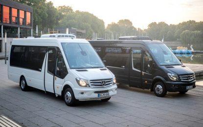 "Za 10. rođendan Sprintera minibusa, Mercedes pripremio limitiranu seriju – Mercedes-Benz Sprinter Travel 65 ""10 Year Edition"""