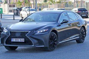 Razvijanje novog Lexusa LS i u Evropi