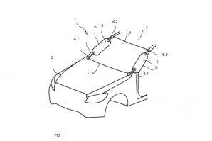 Mercedes-Benz patentirao vanjske zračne jastuke