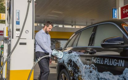 Nove stanice za punjenje automobila hidrogenom u Njemačkoj