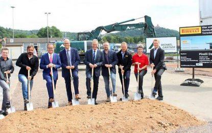 Pirelli proširuje tvornicu Breuberg