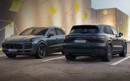 Bolji izgled i više snage za novi Porsche Cayenne [Galerija i Video]