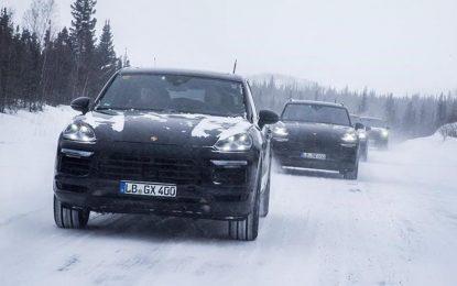 Intenzivna testiranja pred zvanično predstavljanje treće generacije Porschea Cayennea [Galerija]