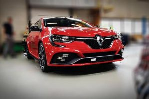 Snimljen novi Renault Megane RS bez kamuflaže