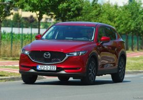 TEST – Mazda CX-5 CD175 AWD AT6 Revolution Top