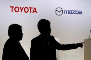 Toyota i Mazda grade novu fabriku u SAD-u