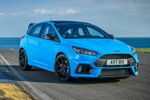 Mountune Ford Focus RS sa 400 KS [Galerija]