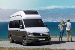 Volkswagen California XXL – konceptni kampervan