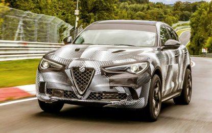 Alfa Romeo Stelvio Quadrifoglio – najbrži SUV na Nürburgringu [Galerija i Video]