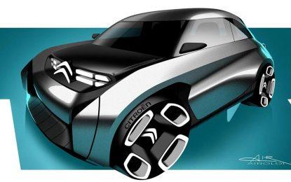 Citroen C-Électrique concept – umjetnička vizija električnog Spačeka [Galerija]