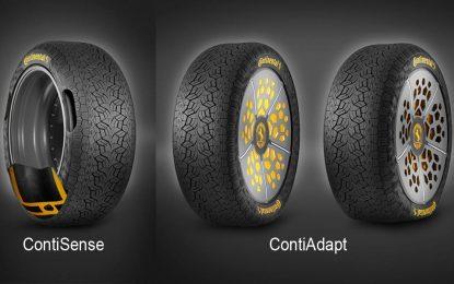 Continental predstavlja ContiSense i ContiAdapt – koncepti za novi nivo sigurnosti i udobnosti [Galerija i Video]