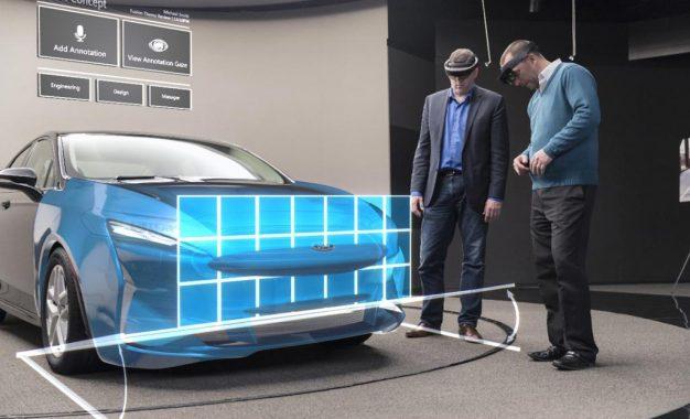 Ford koristi holgramsku tehnologiju za dizajniranje [Video]