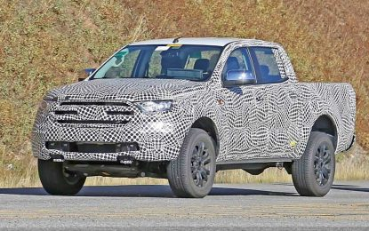 Povratak pick-upa Ford Ranger na američko tržište [Galerija]