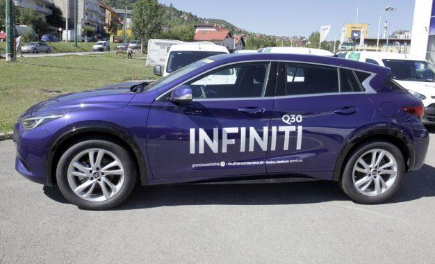 Modeli Infinitija od sada dostupni i kupcima u našoj zemlji