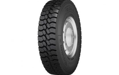 Predstavljene gume za pogonske osovine građevinskih kamiona – Barum BD 200 M