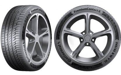 Nova guma Continental PremiumContact 6