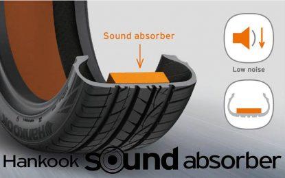 Hankook sound absorber – tišina dostupna svima