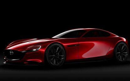 Mazda najavljuje novi konceptni automobil sa rotacionim motorom [Galerija]