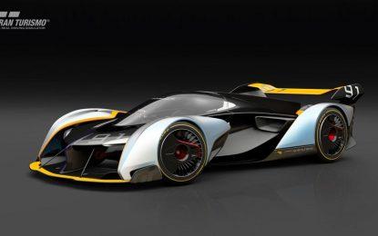 McLaren Ultimate Vision Gran Turismo – za sada samo za igru [Galerija i Video]