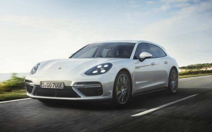 Porsche Panamera Turbo S E-Hybrid Sport Turismo – štedljiva hibridna perjanica [Galerija]