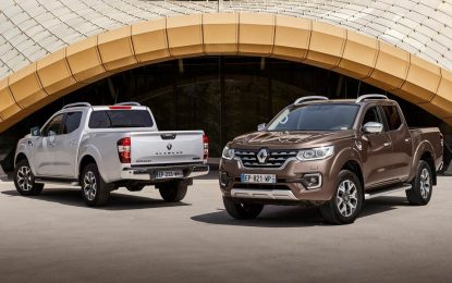 Renault Alaskan – pick-up za Evropu [Galerija i Video]