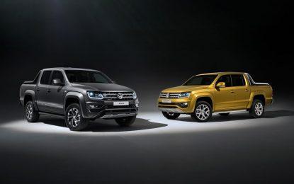 Volkswagen pripremio specijalne atraktivne edicije Amaroka – Amarok Dark Label limited i Amarok Aventura Exclusive Concept