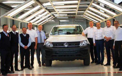 Započela proizvodnja Volkswagena Amaroka u Ekvadoru