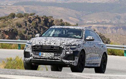 Audi Q8 bi mogao uskoro u proizvodnju [Galerija i Video]