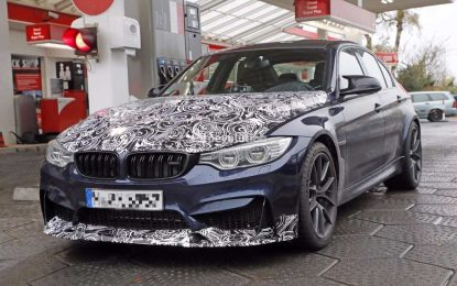 Novi BMW M3 CS – sedan za novi rekord Nürburgringa [Galerija]