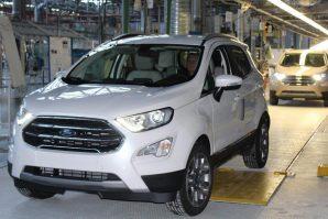 Novi Ford EcoSport stizaće po nižoj cijeni, a proizvodiće se u Rumuniji