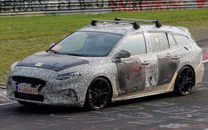 """Ford Focus Wagon """"vježba"""" na Nürburgringu"""