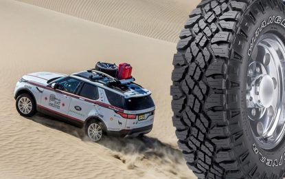Goodyear Wrangler DuraTrac zvanična guma za Land Rover