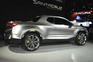 Hyundai priprema pick-up za proizvodnju [Galerija]