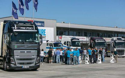 Na stazi Slovakia Ring u Slovačkoj, Volvo Trucks pred 900 učesnika demonstrirao svoju tehnologiju budućnosti [Galerija i Video]