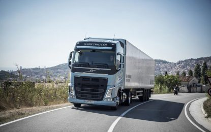 "Volvo Trucks osvojio titulu ""Sustainable Truck of the Year 2018"" za kamion Volvo FH LNG"
