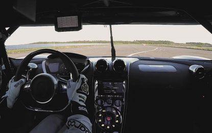 Koenigsegg Agera RS brži od Bugatija Chirona u trci 0-400-0 za 5,5 sekundi [Video]