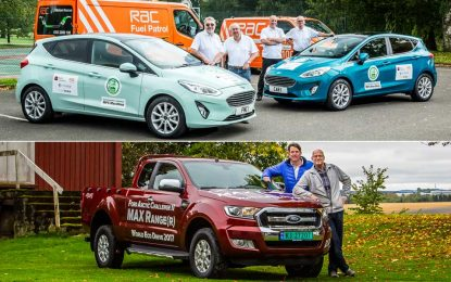 Ford ostvario trostruki uspjeh na takmičenu u ekonomičnoj vožnji