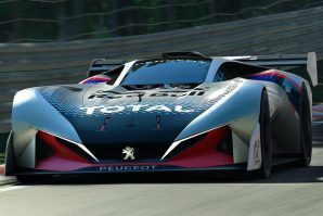 Peugeot L750 R Hybrid Vision Gran Turismo za Gran Turismo Sport [Galerija]
