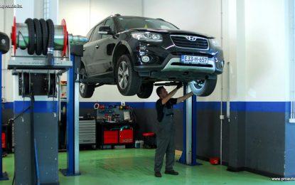 Održavanje polovnog Hyundaija Santa Fe 2.2 CRDi (2006.-2012.)